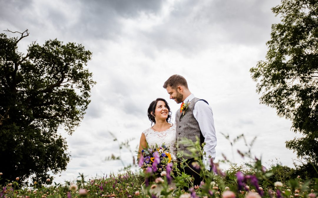 Over Barn Gloucestershire Wedding