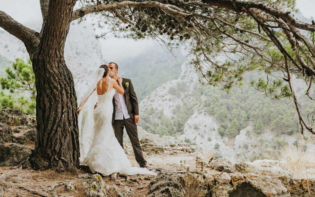 Spain Destination Wedding Malaga