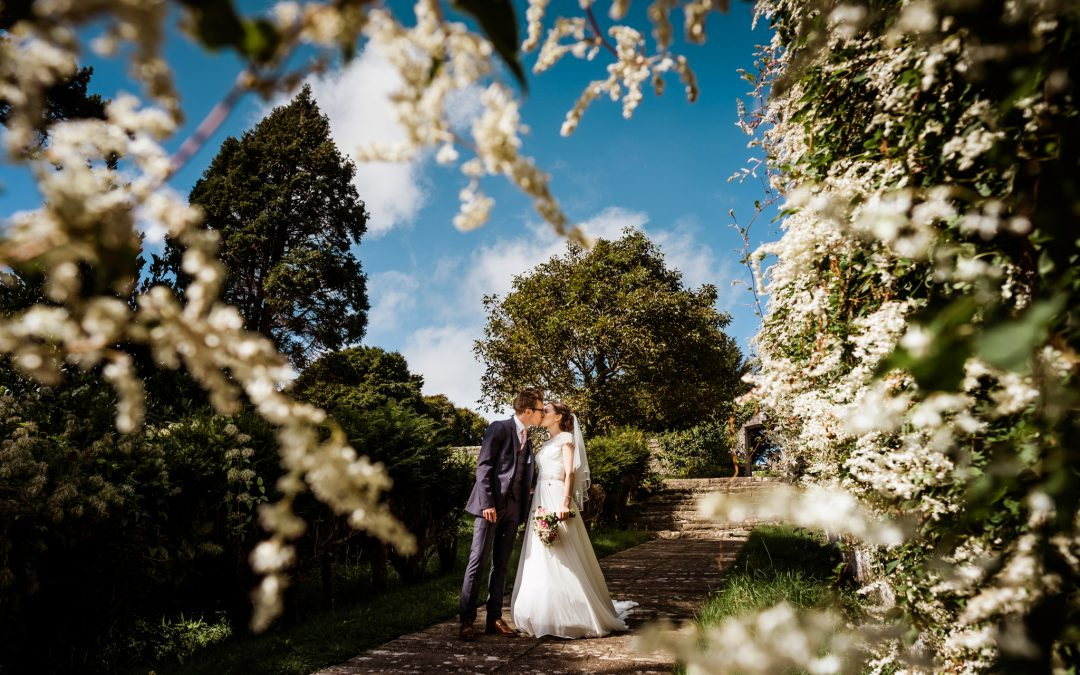St Donats Arts Centre Wedding
